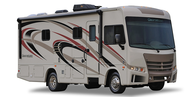 Georgetown 3 Series  GT3 24W3 at Campers RV Center, Shreveport, LA 71129