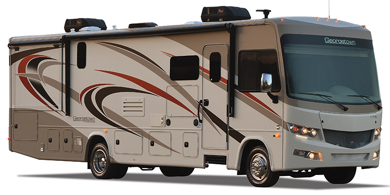 Georgetown 5 Series  GT5 36B5 at Campers RV Center, Shreveport, LA 71129