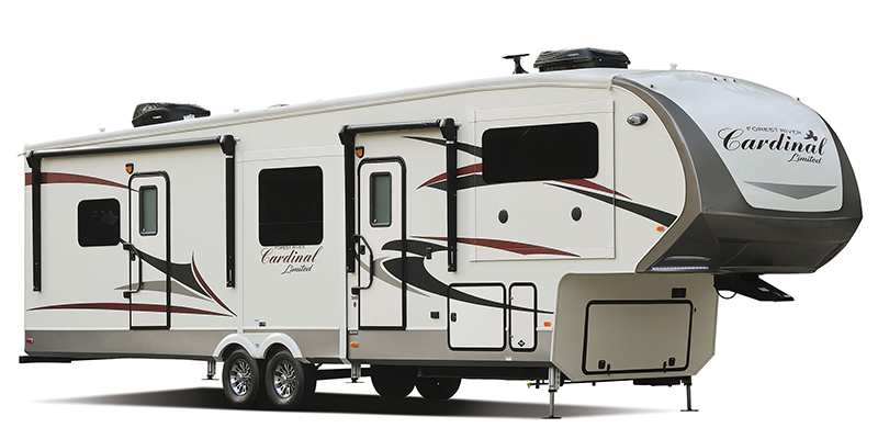 Cardinal Limited 3655RSLE at Campers RV Center, Shreveport, LA 71129