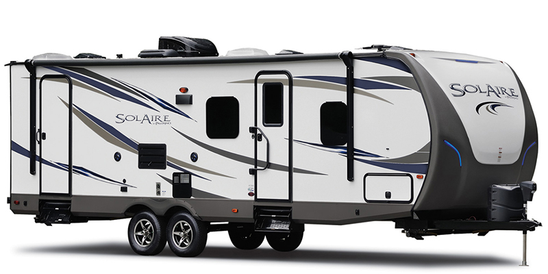 SolAire Ultra Lite 312 TSQBK at Campers RV Center, Shreveport, LA 71129