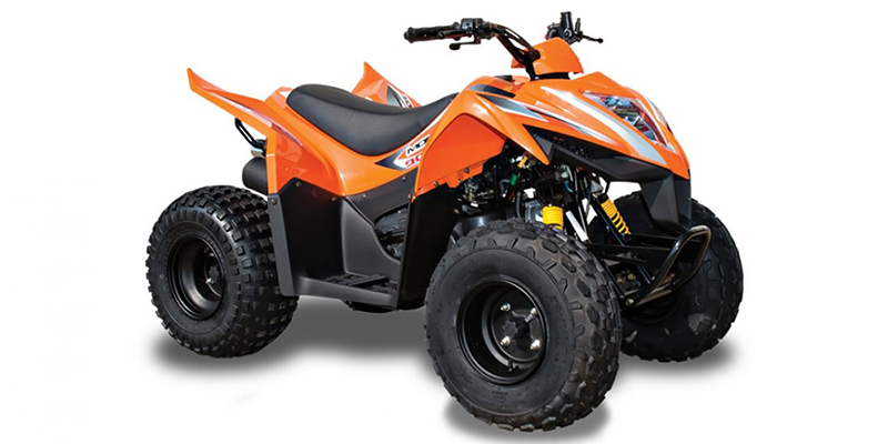 2018 KYMCO Mongoose 90 S at Thornton's Motorcycle - Versailles, IN