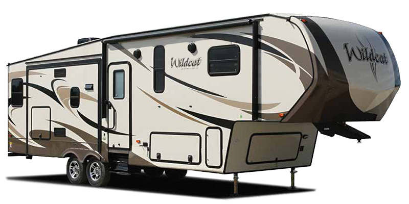 Wildcat 34WB at Campers RV Center, Shreveport, LA 71129