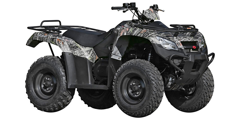 MXU 450i CAMO at Thornton's Motorcycle - Versailles, IN