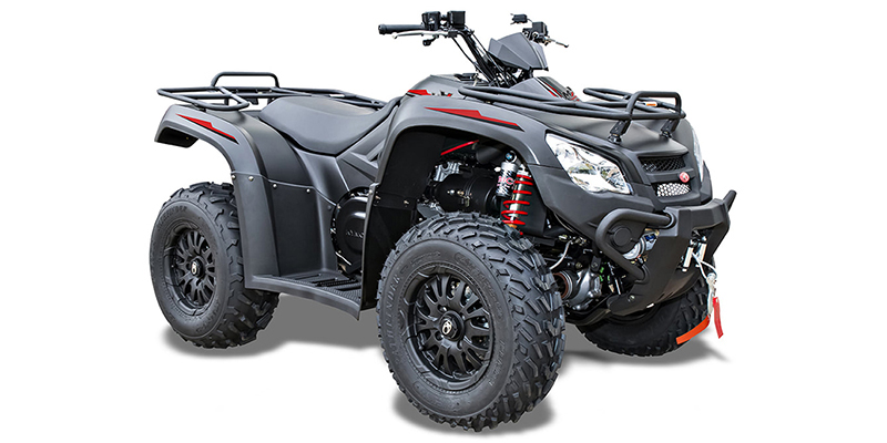 MXU 450i LE Prime at Thornton's Motorcycle - Versailles, IN