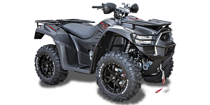 2018 KYMCO MXU 700i PRIME 700i LE Prime at Lincoln Power Sports, Moscow Mills, MO 63362