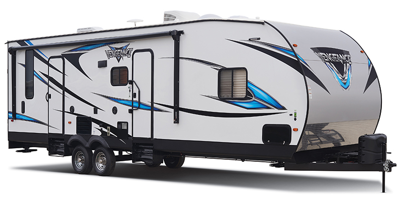 Vengeance Rogue 295A18 at Campers RV Center, Shreveport, LA 71129