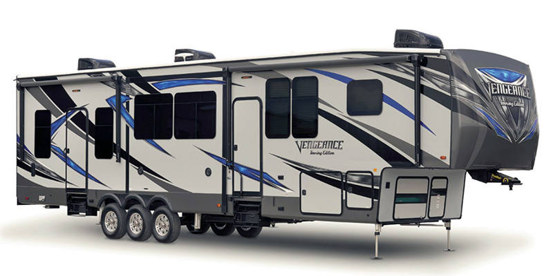 Vengeance Touring Edition 40D12 at Campers RV Center, Shreveport, LA 71129