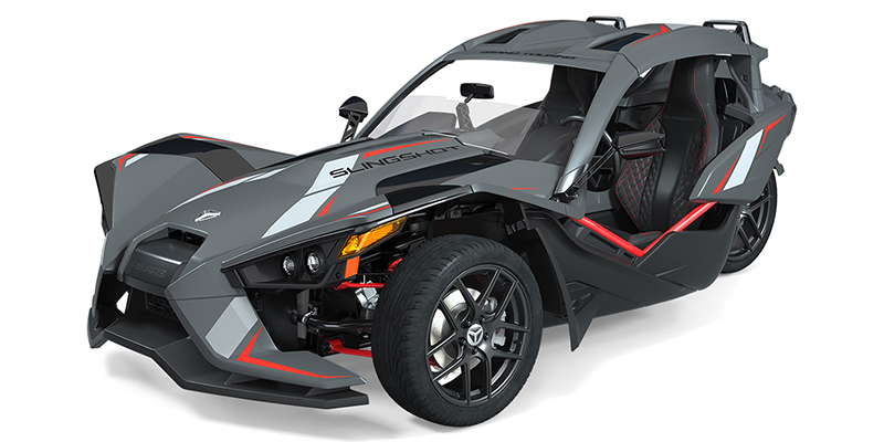 2018 Polaris Slingshot® Grand Touring LE at Sloans Motorcycle ATV, Murfreesboro, TN, 37129
