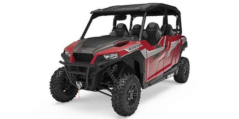GENERAL™ 4 1000 EPS RIDE COMMAND™ Edition at Reno Cycles and Gear, Reno, NV 89502