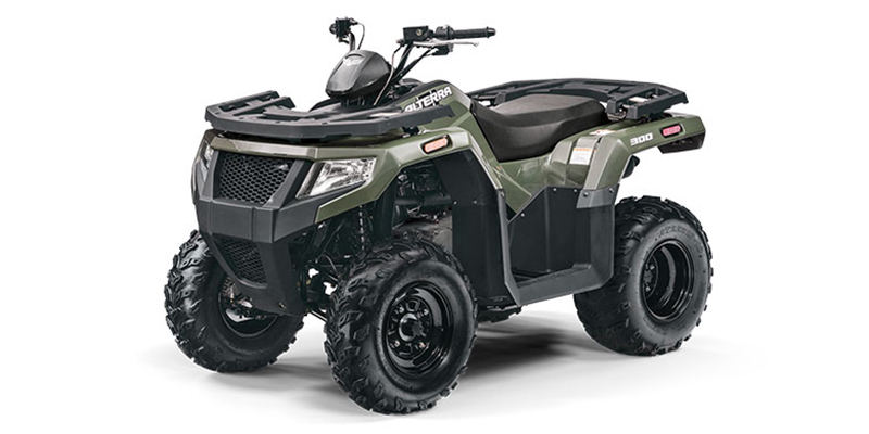 2018 Textron Off Road Alterra 300 2x4 at Lincoln Power Sports, Moscow Mills, MO 63362