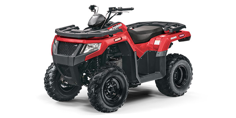 2018 Textron Off Road Alterra 300 4x4 at Lincoln Power Sports, Moscow Mills, MO 63362