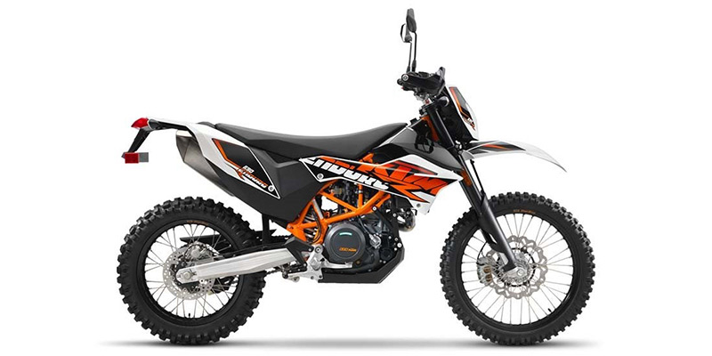 690 Enduro R at Hebeler Sales & Service, Lockport, NY 14094