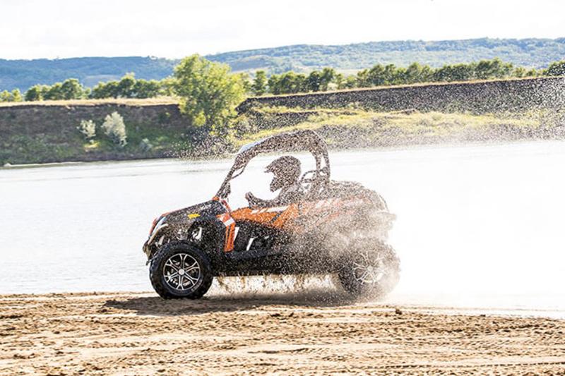2018 CFMOTO ZFORCE 1000 at Reno Cycles and Gear, Reno, NV 89502