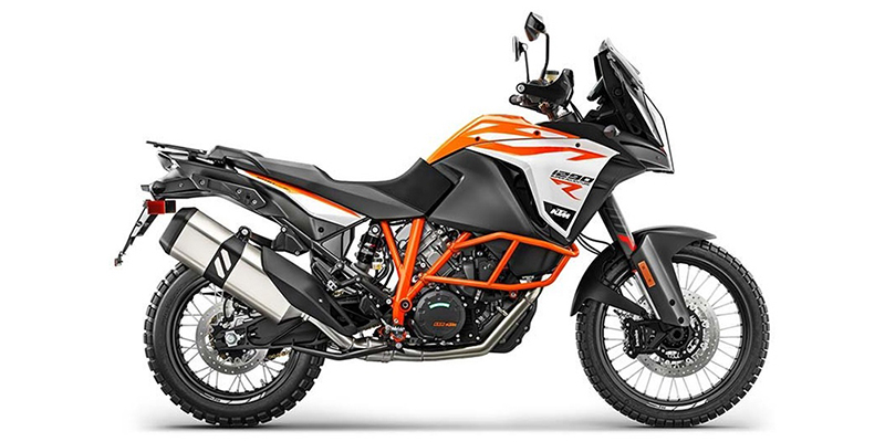 2018 KTM Super Adventure 1290 R at Lynnwood Motoplex, Lynnwood, WA 98037