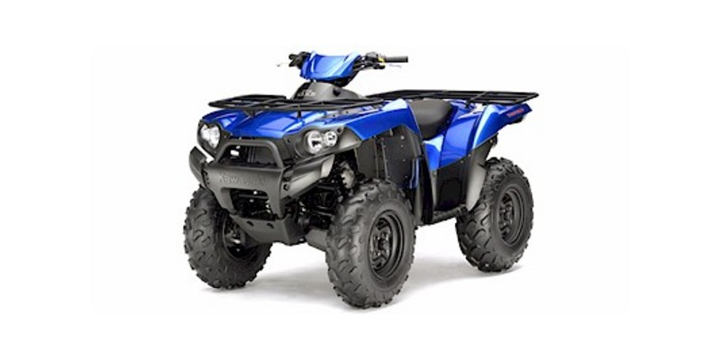2007 Kawasaki Brute Force™ 750 4x4i (Blue)   Sloan's Motorcycle & ATV