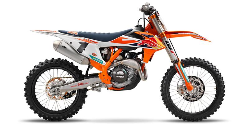 SX 450 F Factory Edition at Sloan's Motorcycle, Murfreesboro, TN, 37129