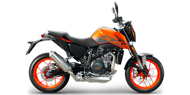 2018 KTM Duke 690 at Hebeler Sales & Service, Lockport, NY 14094
