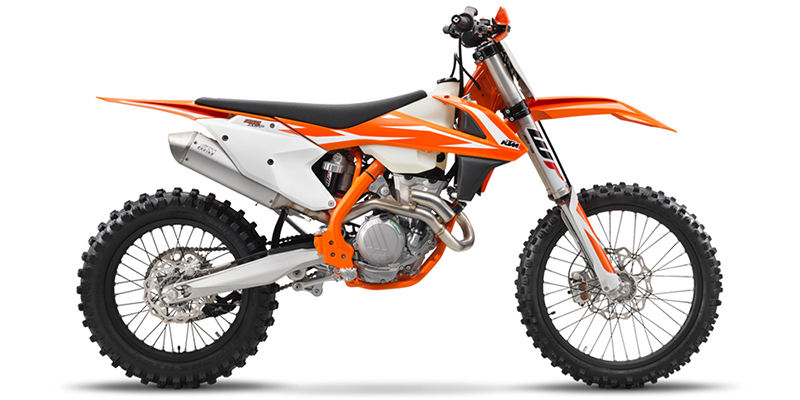 2018 KTM XC 350 F at Ride Center USA