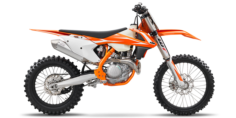 2018 KTM XC 450 F at Hebeler Sales & Service, Lockport, NY 14094