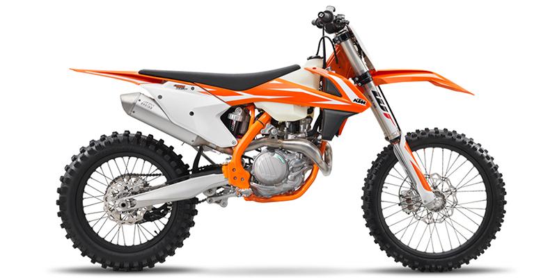 XC 450 F at Sloan's Motorcycle, Murfreesboro, TN, 37129
