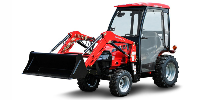 2018 Mahindra MAX™ Series 26XL 4WD HST Cab at Thornton's Motorcycle - Versailles, IN