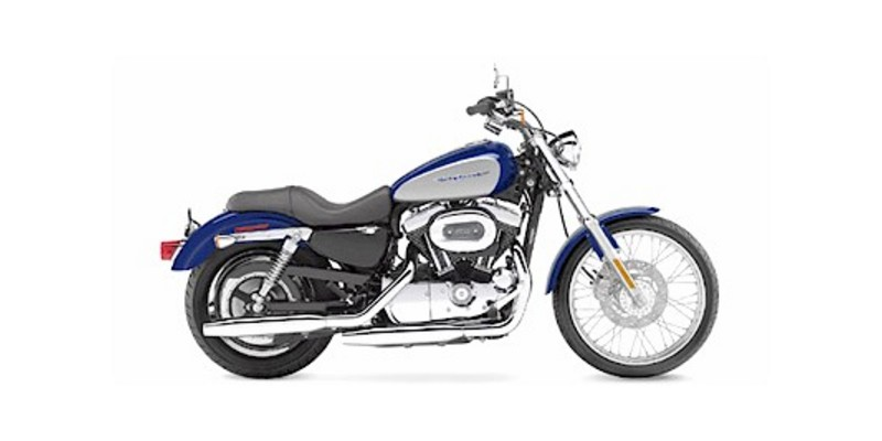 2007 Harley-Davidson Sportster 1200 Custom at Twisted Cycles