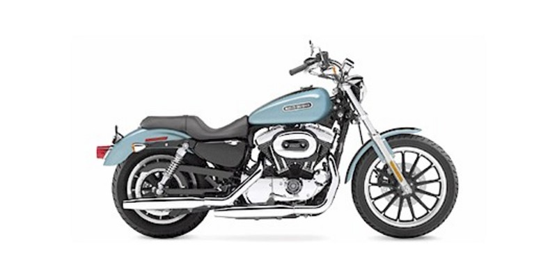 2007 Harley-Davidson Sportster 1200 Low at Thornton's Motorcycle - Versailles, IN