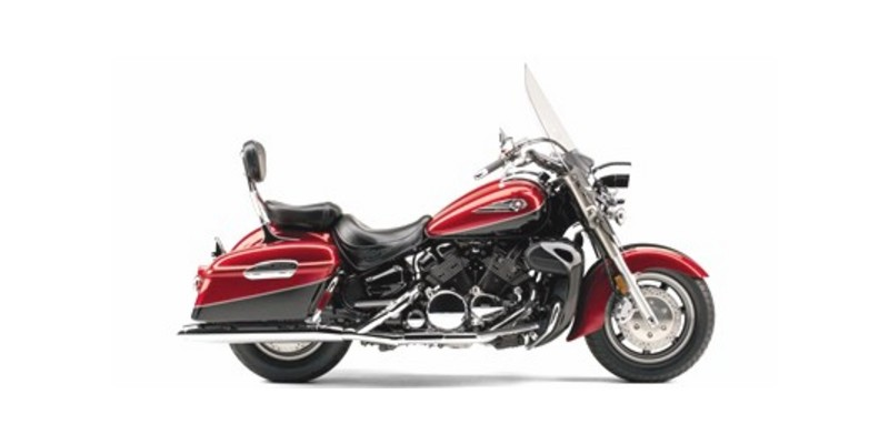 2007 Yamaha Royal Star Tour Deluxe at Twisted Cycles
