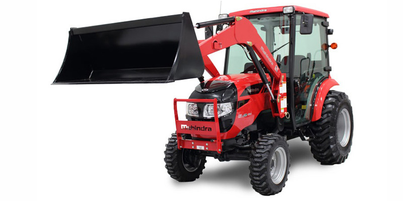 2018 Mahindra 1500 Series 1538 HST CAB at Thornton's Motorcycle - Versailles, IN