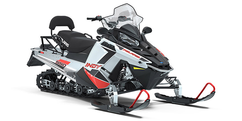 550 INDY® LXT White Lightning at Reno Cycles and Gear, Reno, NV 89502