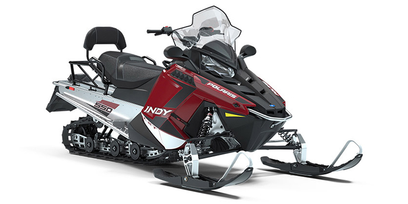 550 INDY® LXT Sunset Red  at Reno Cycles and Gear, Reno, NV 89502