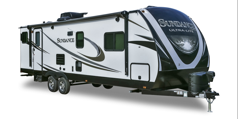 Sundance Ultra-Lite SD XLT 262RB at Youngblood RV & Powersports Springfield Missouri - Ozark MO