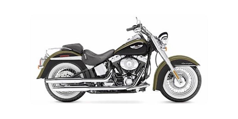 2007 Harley-Davidson Softail Deluxe at Harley-Davidson of Fort Wayne, Fort Wayne, IN 46804