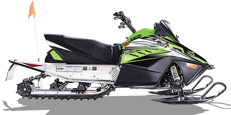 2019 Arctic Cat ZR 200 at Harsh Outdoors, Eaton, CO 80615