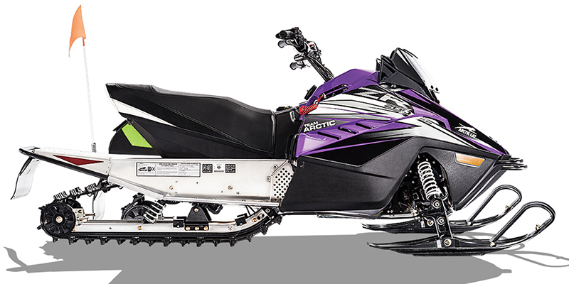 2019 Arctic Cat ZR 200 Youth ES at Harsh Outdoors, Eaton, CO 80615