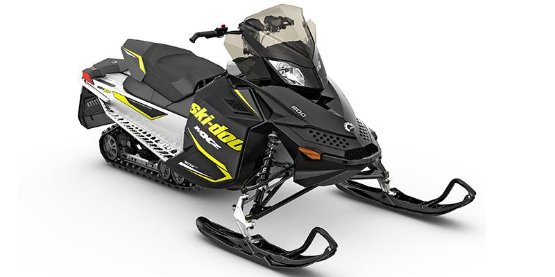 MXZ® Sport 600 Carb at Hebeler Sales & Service, Lockport, NY 14094
