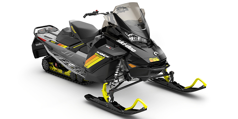 2019 Ski-Doo MXZ® Blizzard 600R E-TEC® at Hebeler Sales & Service, Lockport, NY 14094