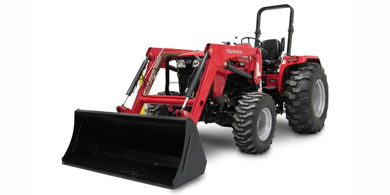 4500 Series 4550 4WD