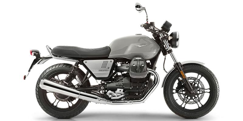 2018 Moto Guzzi V7 III Milano at Sloan's Motorcycle, Murfreesboro, TN, 37129