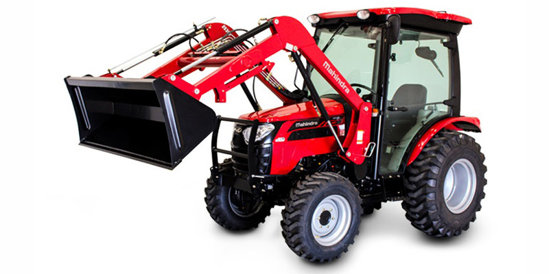 2018 Mahindra 2500 Series 2538 4WD HST Cab at Thornton's Motorcycle - Versailles, IN