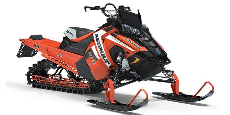 800 RMK® Assault® 155 at Cascade Motorsports