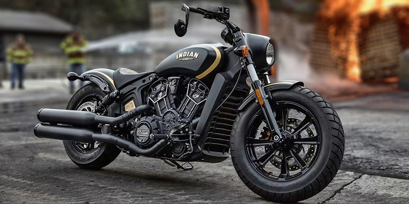 Jack Daniels®  Limited Edition Indian® Scout® Bobber at Mungenast Motorsports, St. Louis, MO 63123