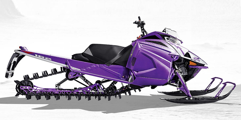 2019 Arctic Cat M 8000 Mountain Cat 153 ES at Hebeler Sales & Service, Lockport, NY 14094