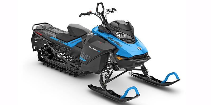 2019 Ski-Doo Summit SP 850R E-TEC 165 3-Shot Blue $257/month at Power World Sports, Granby, CO 80446