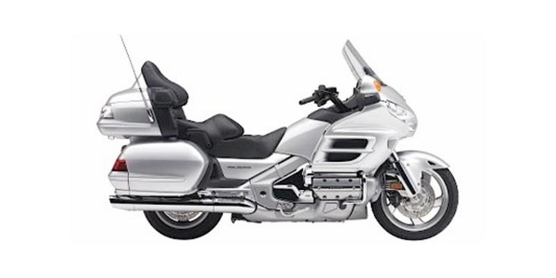 2007 Honda Gold Wing Audio / Comfort / Navi / ABS at Shawnee Honda Polaris Kawasaki