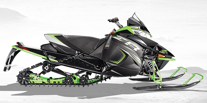 2019 Arctic Cat ZR 6000 Sno Pro ES 137 at Hebeler Sales & Service, Lockport, NY 14094