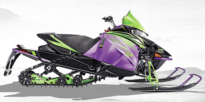 2019 Arctic Cat ZR 6000 Limited ES 137 at Hebeler Sales & Service, Lockport, NY 14094