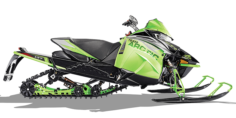 2019 Arctic Cat ZR 6000 RR ES 137 at Hebeler Sales & Service, Lockport, NY 14094