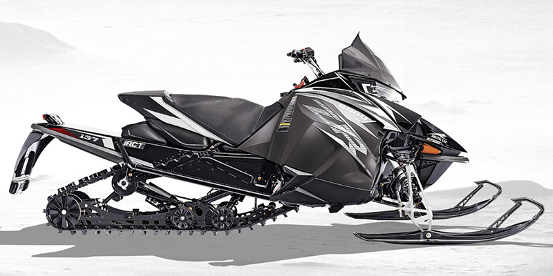 2019 Arctic Cat ZR 6000 Limited ES 137 iACT at Hebeler Sales & Service, Lockport, NY 14094