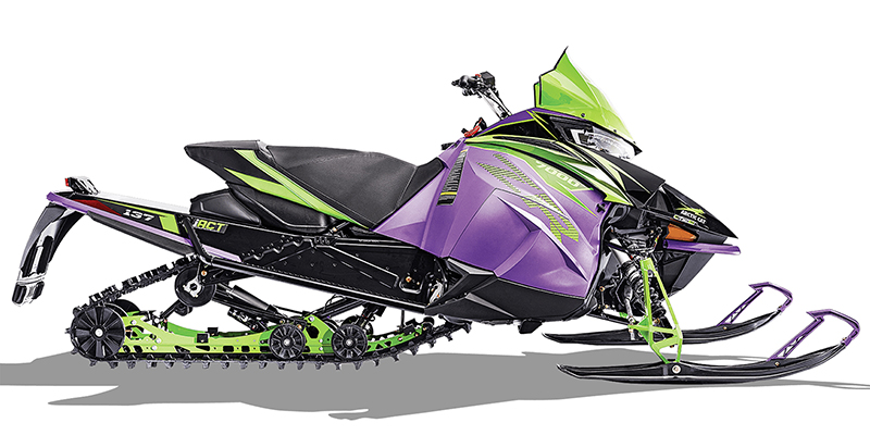 2019 Arctic Cat ZR 7000 Limited 137 at Hebeler Sales & Service, Lockport, NY 14094